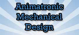 Animatronic Mechanical Design link