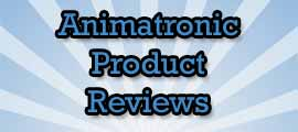 Animatronic product review links