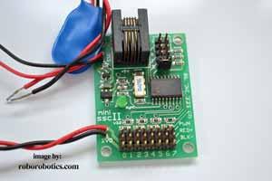 Animatronics Servo Motor Control