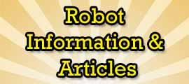 robot information, robot articles